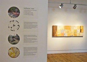 Confluence art show Elora