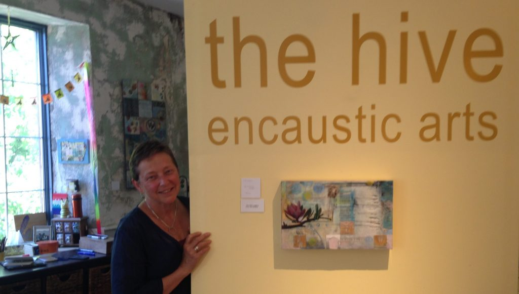 Andrea Bird | the hive encaustic arts