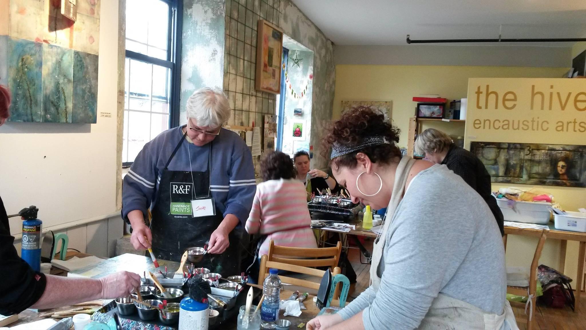encaustic-workshop
